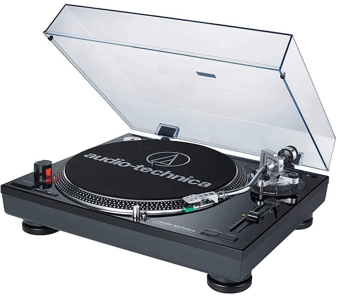 Audio-Technica AT-LP120BK