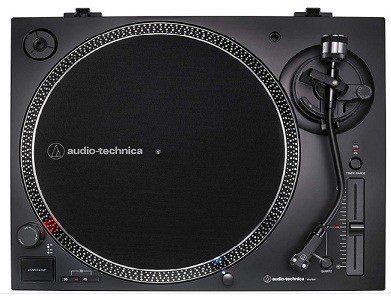 Audio-Technica AT-LP120XUSB-BK Turntable