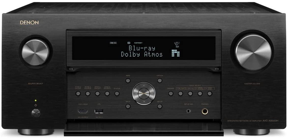 Denon AVR-X8500H Home Theatre Amplifier