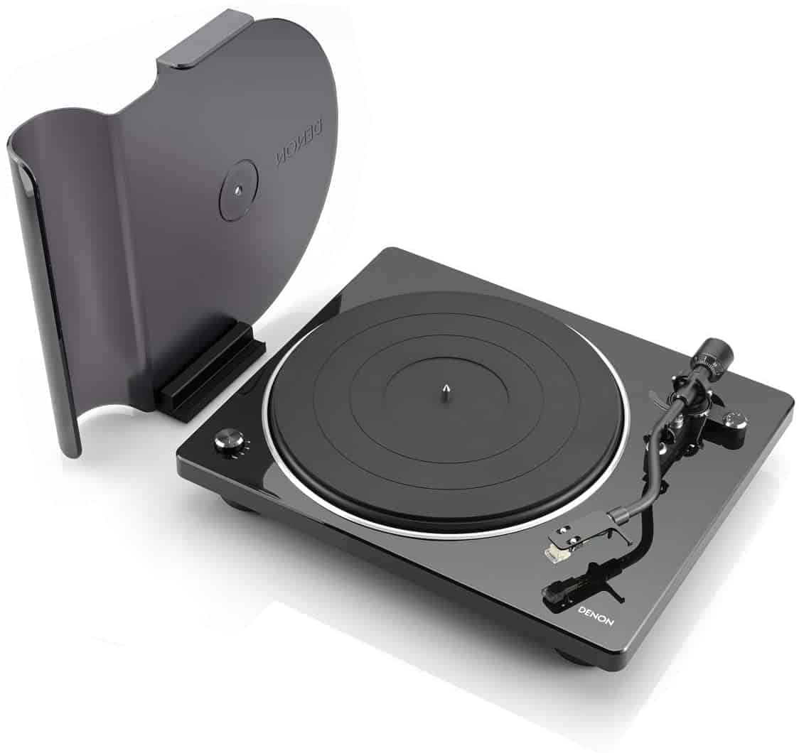 Denon DP-400 Turntable Review