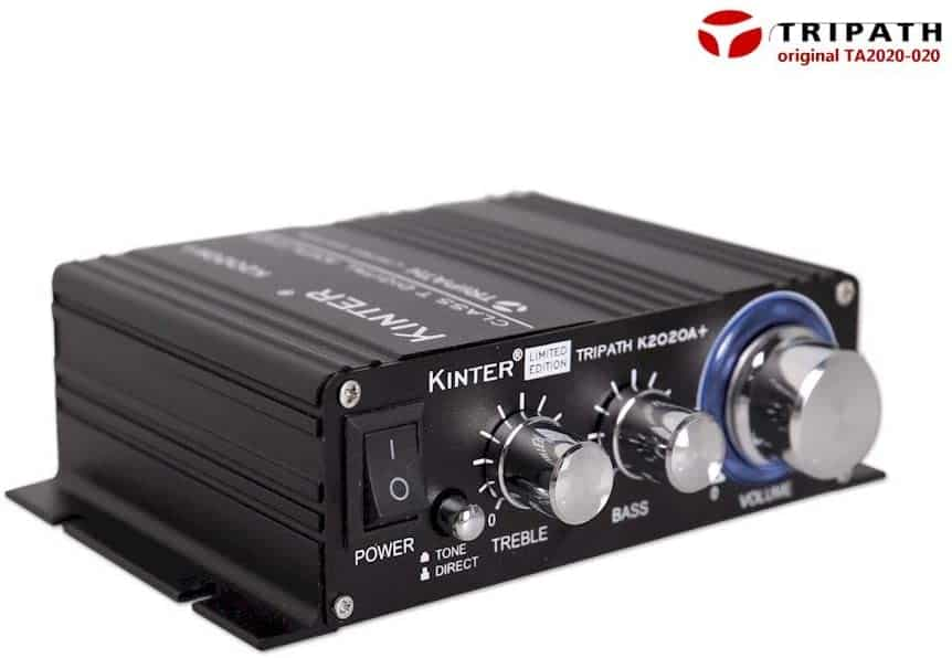 Kinter K2020A+ Amplifier