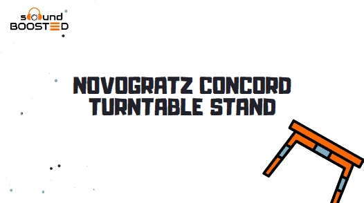 Novogratz Concord Turntable Stand Review [With Drawers] – Editor's Choice
