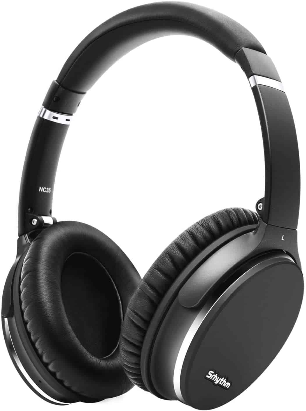 Srhythm NC35 ANC Headphones with Mic