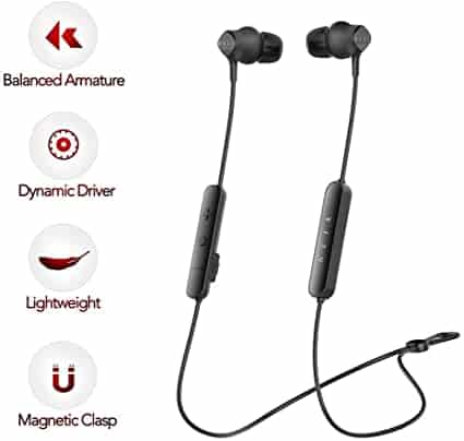 ACIL BT Tangle-free Earbuds Review